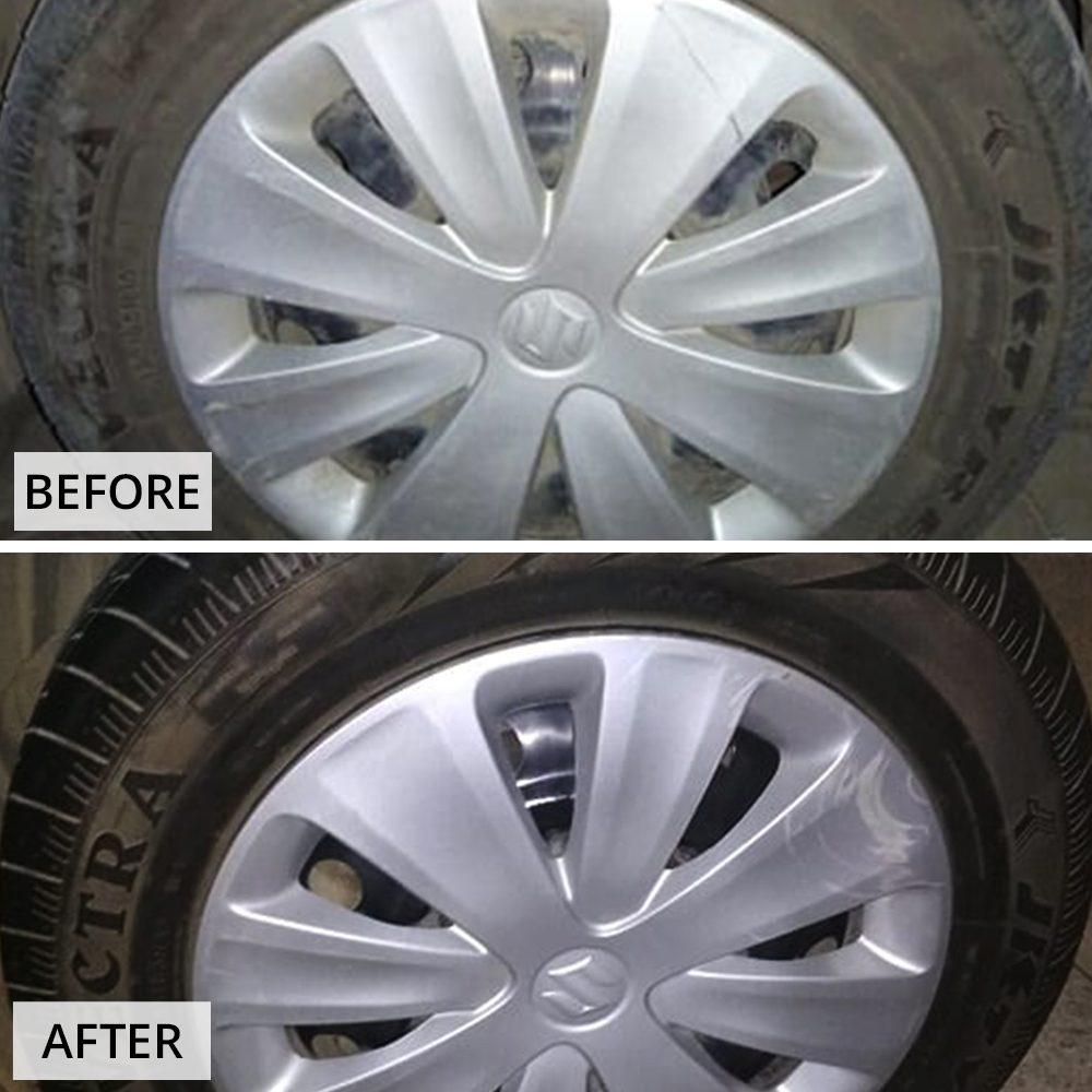 car tyre wash