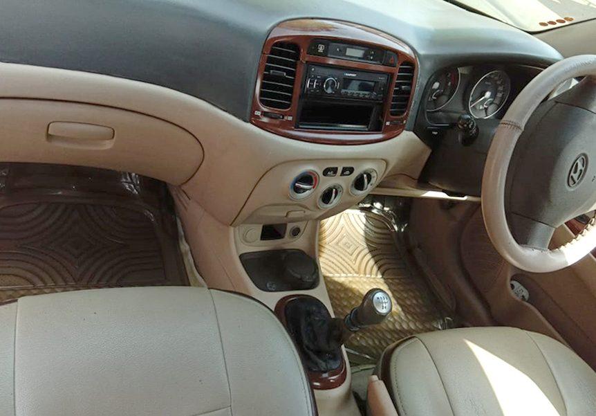 interior clean
